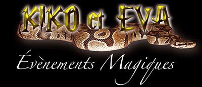 Kiko & Eva Logo